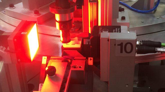 מערכות רובוטיקה משולבת טכנולוגיות מבוססת ראייה (vision)