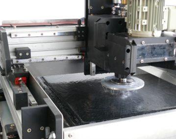 מכונת ליטוש משטחים