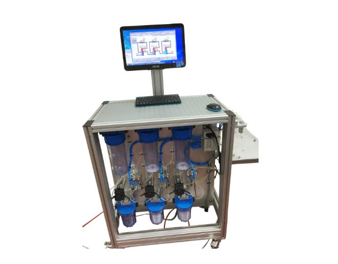 מכונה להעברת נוזלים