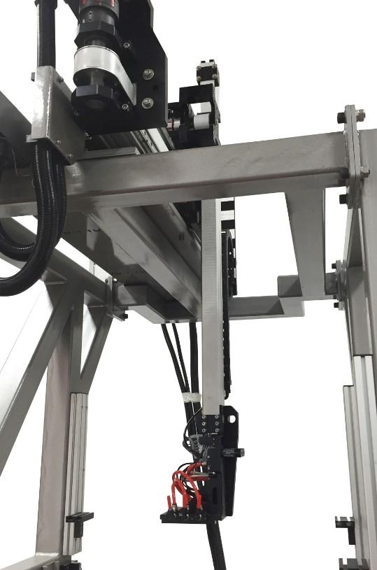 מערכת רובוטית שני צירים