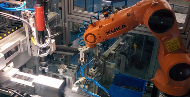 הטמעת רובוטיקה בקווי ייצור