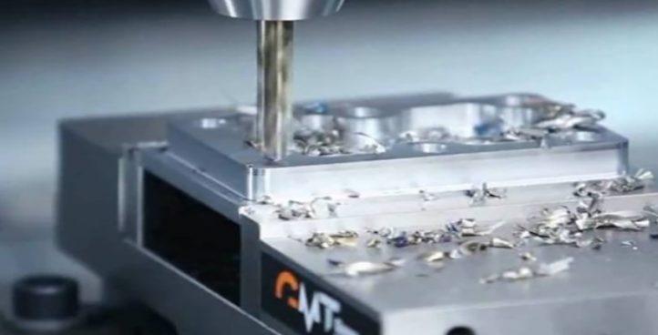 עיבוד שבבי ו-CNC